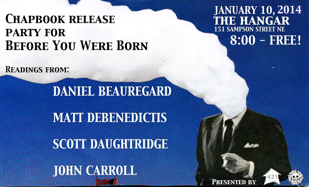 BEFORE YOU WERE BORN Release Party