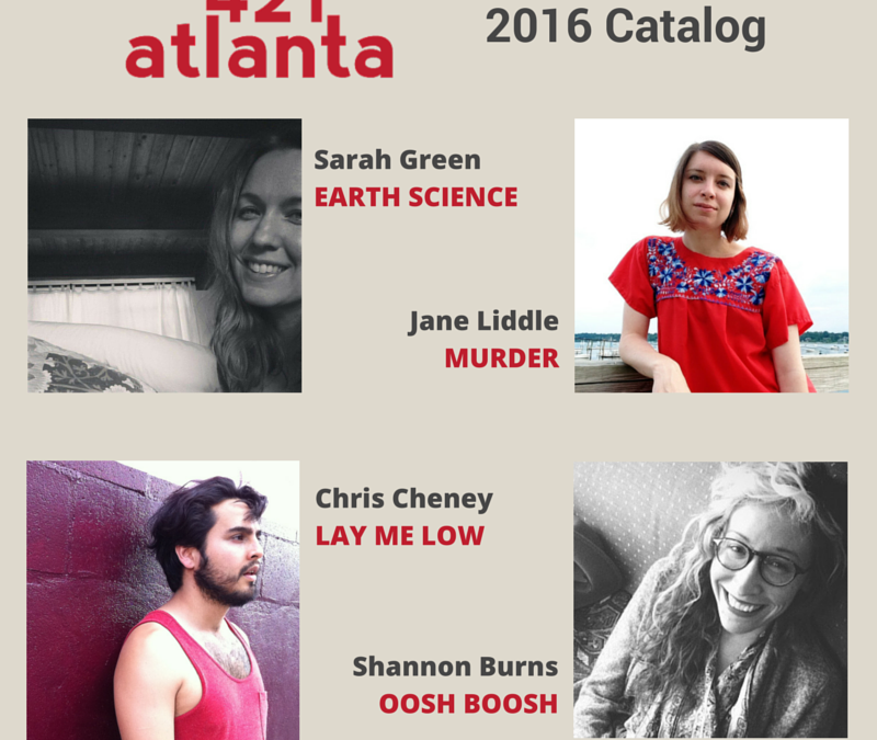 Announcing the 421 Atlanta 2016 Catalog!