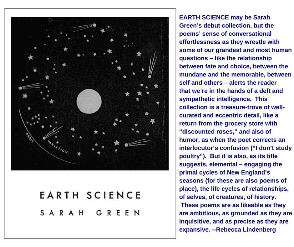 EARTH SCIENCE Lindenberg blurb2
